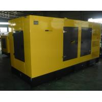 1800RPM Silent Cummins Diesel Generator 20KVA , 4 Cylinder / Direct Injection for sale