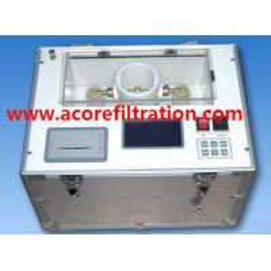 China 0-100KV Insulating Oil Breakdown Voltage Testing Unit for sale