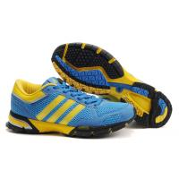 Wholesale 2012 newstyle mesh / leather top popular Stability Running Shoes for summer, autumn from china suppliers