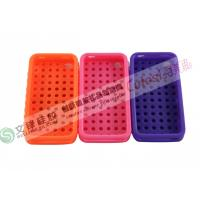 2012 Latest Popular Block Design Silicone Case for Smart Phones Manufacturer From China for sale