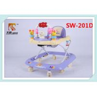 China 2015 best selling new PP plastic baby walker factory wholesale for sale