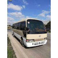 Wholesale Good condition Japan Brand used Coaster bus toyota second hand mini coach bus for sale from china suppliers