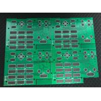 China Gold supplier HASL 1 OZ Double Sided PCB Board 2 Layer Squre Board For Temperature Controller for sale
