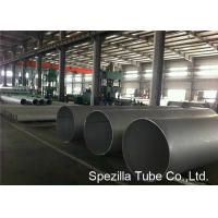 EFW Welded Stainless Steel Tube UNS S32750 A928M Round Mechanical Tubing