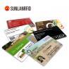 Wholesale Price Printable em4100 EM4200 rfid plastic pvc 125khz proximity id card for sale