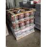 G562 Granite Car Packing Stone,China Capao Bonito Granite Packing Curbs Crown Red Granite for sale