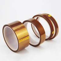 China Insulation Protection Kapton Polyimide Tape Heat Construction Electrical Motor Transformer for sale