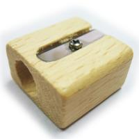 Wholesale Wooden Cool Pencil Sharpeners Customized With High Quality from china suppliers