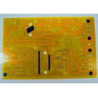 Peelable Mask Multilayer PCB Fabrication / Double Layer PCB with 3 OZ Copper
