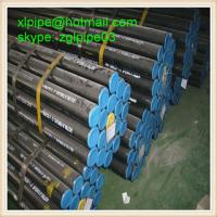 Wholesale seamless black steel pipe class b in stock from china suppliers