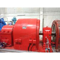 Buy cheap 100KW-5000KW synchronous hydroelectric Generator excitation system with Francis Hydro turbine / Water Turbine from wholesalers