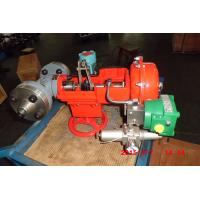 Impact Single Seat Automatic Control Valve , Intelligent Safety Shut Off Valve