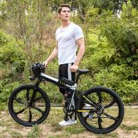 Wholesale Lightweight Adults Electric Assist Bicycle With Mechanical Front And Rear Disc Brake from china suppliers