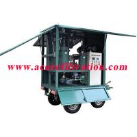 Wholesale MPT Mobile Trailer Vacuum Transformer Oil Purification System from china suppliers