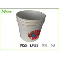 Wholesale 16oz Disposable Paper Bowl For Ice Cream / Frozen Yogurt , Double PE coated Material from china suppliers