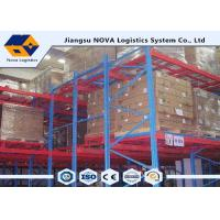 Wholesale Adjustable push back racking Easy Installer from china suppliers