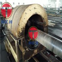 China Astm A106 Seamless Metal Tubes , Black Painted Carbon Seamless Steel Pipe on sale
