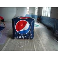 Wholesale 8ft Large Inflatable Square Balloon 540x1080 Dpi High Resolution Digital Printing from china suppliers