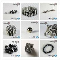 China Super Strong Ndfeb Magnetic Buckyballs on Sale