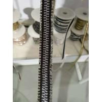 Buy cheap Hot Fix Weave Crystal Trimmings Resin Strip Glass Stones Rhinestone with Weave from wholesalers