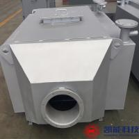 China 500KW Generator Set Waste Heat Boiler For Food Processing Laundry Rice Mill for sale