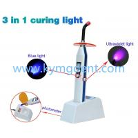 Wireless dental light cure 3 in 1 fuction dental curing light