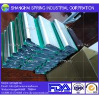 Wholesale Shanghai SPRING made screen printing aluminum squeegee handle/squeegee holder/screen printing squeegee aluminum handle from china suppliers