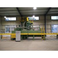 Wholesale Roller Conveyor Steel Plate Shot Blasting Machine for Electronic Industry from china suppliers