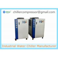 Wholesale Scroll Compressor Air Cooled Chiller for Plastic Pipe Extrusion Machine Water Tank from china suppliers