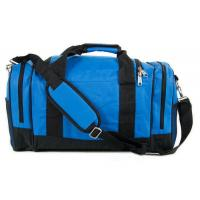 Blue High End Mens Large Travel Duffel Bags Durable , Waterproof Duffel Bag