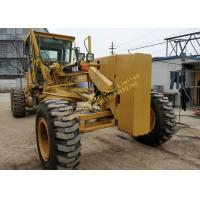 Diesel Engine Used Cat 140k Motor Grader For Construction Farm Work for sale