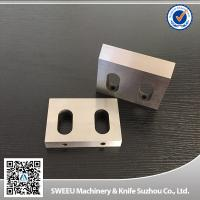 Wholesale High hardness SKD11 steel granulator plastic crusher blades from china suppliers
