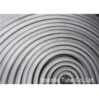 China Seamless Duplex Stainless Steel heat exchanger u tube ASTM A789 UNS S31803 Grade 2205 OD15.88 X 2.11MM on sale