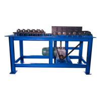Wholesale 14 Wheel Bar Straightening Machine High Efficiency Automated Control from china suppliers