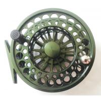 New closed frame aluminum fly fishing reel JWFRL05