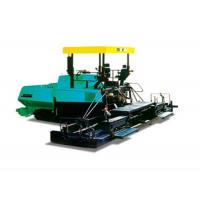 China 380mm Paving Thickness Crawler Asphalt Paver Machine 2.5m Width , CE on sale