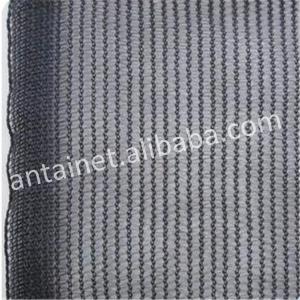 round wire shade netting/plastic sun shade netting from China
