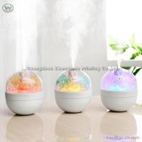 China 1 Set Sweet Rabbit Shape Aroma Humidifier USB Charging Small Mute Desktop Cute Pet Air Humidifiers Gift for sale
