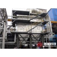 China 50t  Corking Furnace Waste Heat Boiler Flue Gas Heat Recovery Steam Generator for sale