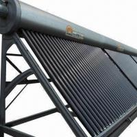 Solar Water w/ All-glass Vacuum Heat Collector Tube, Gets Fresh Solar Water Heater by Exchange Coil for sale