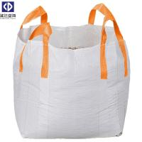 Wholesale Virgin PP Material 1 Ton Tote Bags / Flexible Bulk Container For Packing from china suppliers