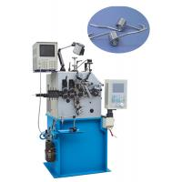 Best Advanced Torsion Spring Coiling Machine Automatic Oiling for Bettery Springs wholesale