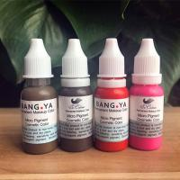 Easy Color 4 - Oz Eternal Makeup Tattoo Ink Safety 15ml For Eyebrows Lip