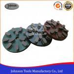 China 6 8 10 Resin Bond Abrasive Disc Concrete Grinding Wheel For Stone Polishing for sale