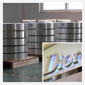 Custom Aluminum Sheet Hot Rolling 1100 1060 1050 Aluminum Strips 8006 8011 8079