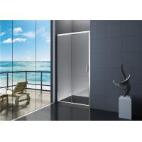 Wholesale Bellavia 2017 Sliding Shower Screen Door with Handle from china suppliers