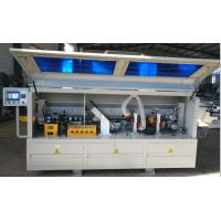 China Furniture Production Line Automatic Edge Banding Machine 0.4-2.5mm Edge Thickness on sale