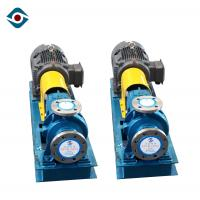 China Standardized Centrifugal Pulp & Paper Horizontal Chemical Pumps Efficiency Single Suction for sale