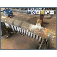 Wholesale High Preasure Boiler Header Manifolds In Industrial Power Plant , ASME Standard from china suppliers