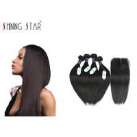 Wholesale 100 Brazilian Unprocessed Remy Hair Extensions No Animal And Synthetic Mixed from china suppliers